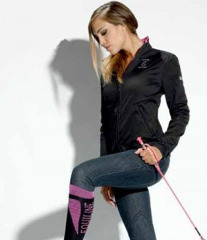Equiline Softshelljacke Samantha bicolor SP.69,95